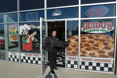 Guidos Premium Pizza Novi MI Delivers