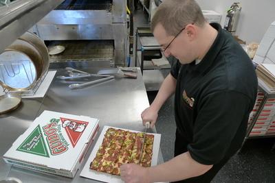 Guidos Premium Pizza Detroit Style Deep Dish Novi MI