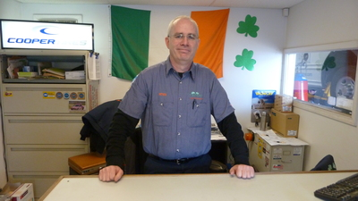 Patrick McElroy - Owner, Technician