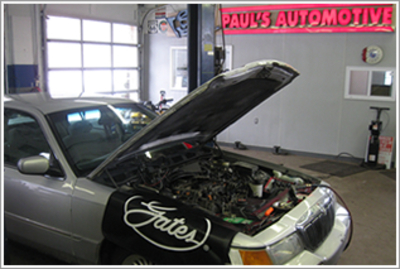 Paul's Automotive Milford, Michigan Engine Maintenance and Repair