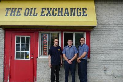 The Oil Exchange Walled Lake, Michigan