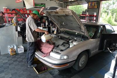 Oil Exchange Service Technician White Lake, Michigan