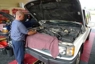 Oil Change Service Technician Northville, Michigan