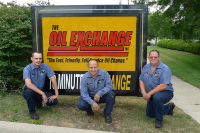 The Oil Exchange Novi, Michigan