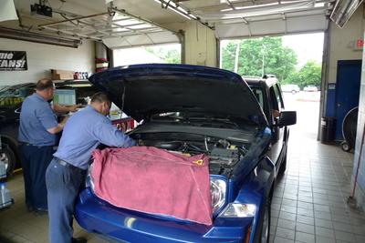 Oil Exchange Service Technician Novi, Michigan