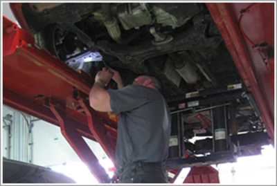 Auto Service Technician at Auto Lab Auto Repair Plymouth, Michigan