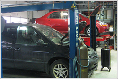 Auto Service Shop Auto Lab Auto Repair Plymouth, Michigan