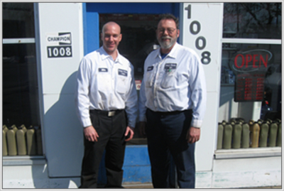 Auto Repair Experts at Denny's Auto Service Plymouth,Michigan
