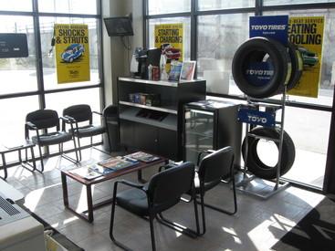 Tuffy Auto Service Center's Certified Technicians Farmington, Michigan