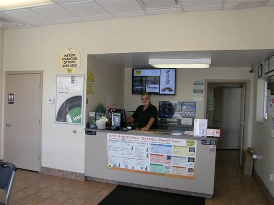 Auto Repair and Tire Centers Wesley Chapel, FL.