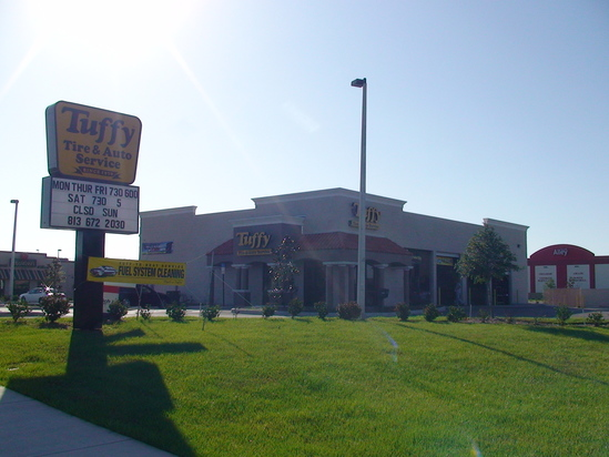 Auto Repair and Tire Centers