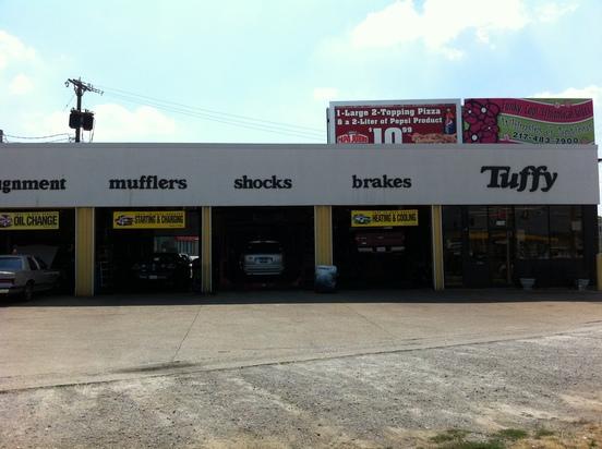 Auto Service Center Springfield, IL