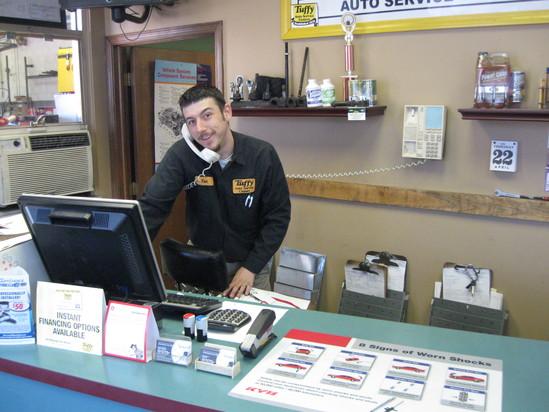 Tuffy Auto Service Center's Certified Technicians Clinton Township, Michigan