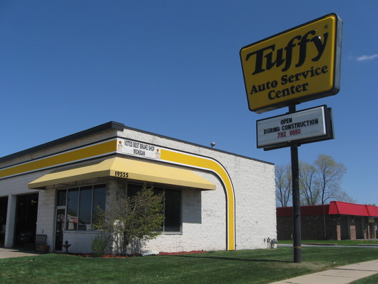 Tuffy Full Service Auto Repair Clinton Township, Michigan Trusted Local Mechanics