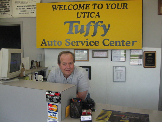 Auto Service Center's Certified Technicians Shelby Township, Michigan
