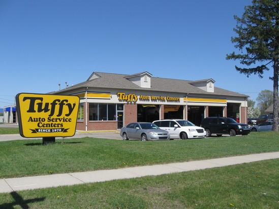 Tuffy Auto Full Service Auto Repair Center Shelby Township, Michigan