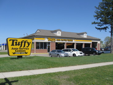 Tuffy Auto Full Service Auto Repair Center Shelby Township, Michigan