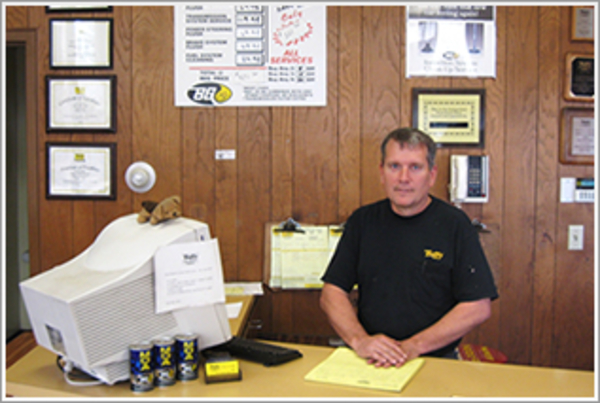 Tuffy Auto Service Center's Certified Technicians Toledo, Ohio