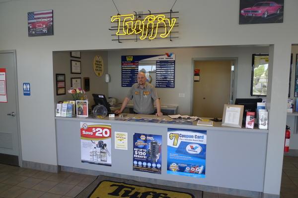Tuffy Auto Full Service Auto Repair Center Toledo, Ohio