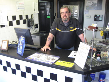 Tuffy Auto Service Center's Certified Technicians Elyria, Ohio