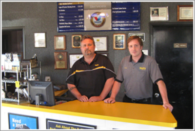 Auto Service Center's Certified Technicians Lorain, Ohio