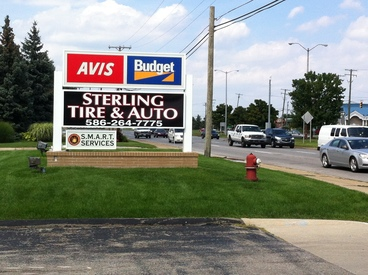 Tires and Auto Repair Sterling Heights, MI