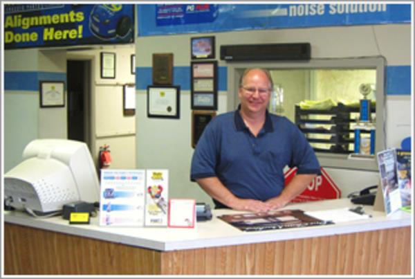 Tuffy Auto Service Center's Certified Technicians Mentor, Ohio