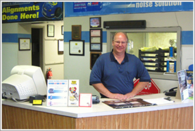 Tuffy Auto Service Center's Certified Technicians Mentor, Ohio