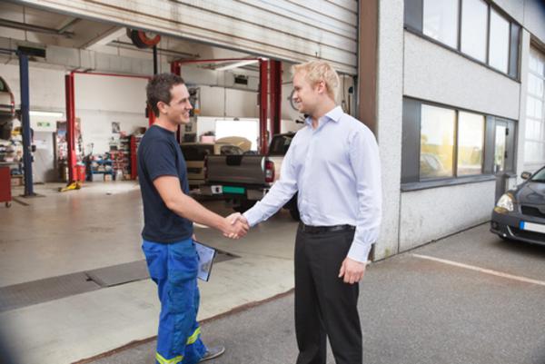 Tuffy Tire And Auto Service Center's Friendly Technicians