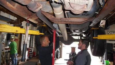 Auto Service Specialist Negaunee, MI