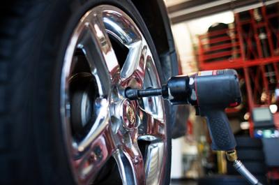 Tires at Mt. Dora, FL