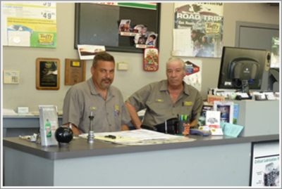 : Tuffy Auto Service Center's Certified Technicians Fort Myers, Florida