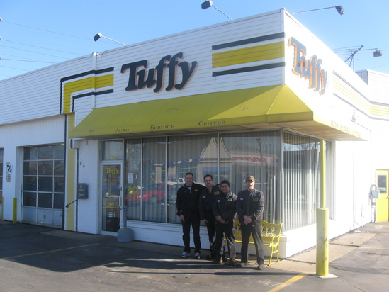 Tuffy Auto Full Service Auto Repair Center Walled Lake, Michigan