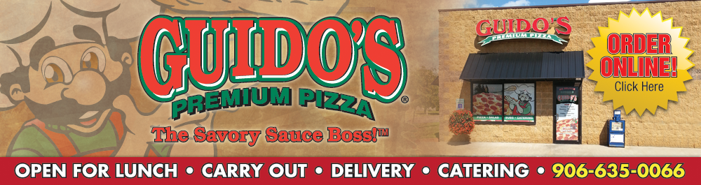 Guido's Premium Pizza, Pasta, Subs, Salads & Bread Sault Ste Marie, MI