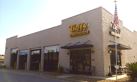 Tuffy Gulf Breeze