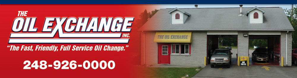 Fast and Friendly Full Service Oil Change Walled Lake, Michigan