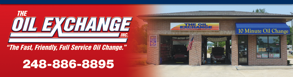 Fast and Friendly Full Service Oil Change White Lake, Michigan