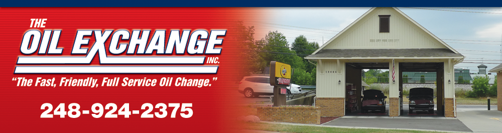 Fast and Friendly Full Service Oil Change Northville, Michigan