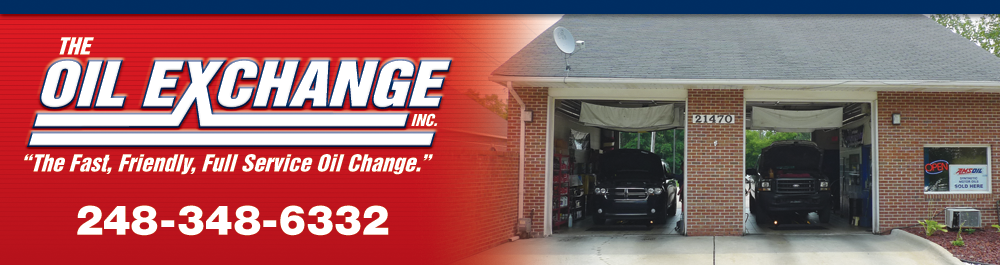 Fast and Friendly Full Service Oil Change Novi, Michigan