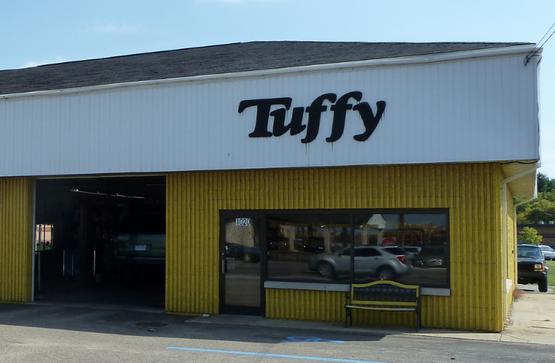 Tuffy Cadillac