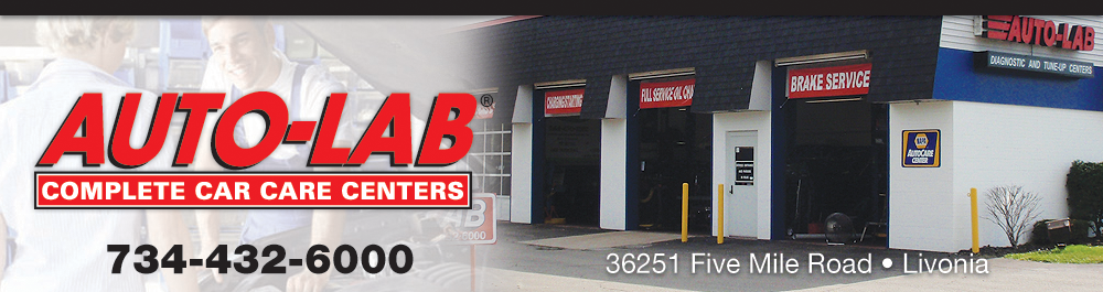 Auto Lab Livonia: Livonia, Michigan Auto Repair
