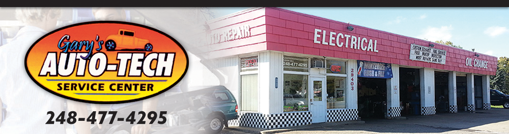 Gary's Auto Tech: Farmington Hills, Michigan Auto Repair