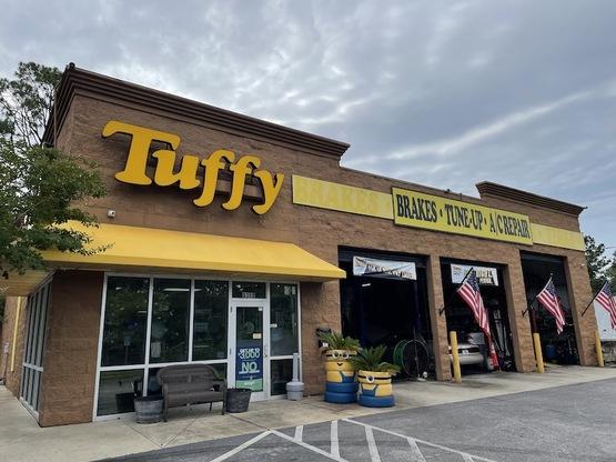 Tuffy Pensacola