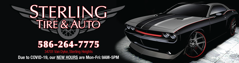 Sterling Tire and Auto: Sterling Heights, Michigan Auto Repair