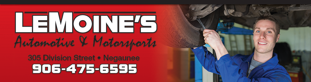 LeMoine's Automotive & Motorsprts Inc.: Negaunee, Michigan Auto Repair