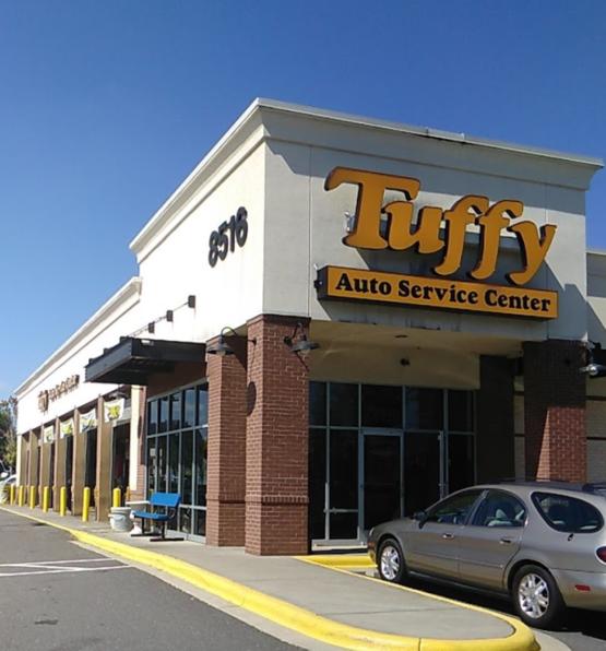 Tuffy Charlotte (Tryon Street)