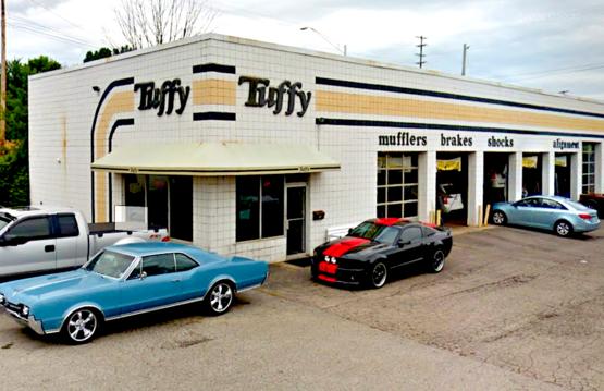 Tuffy Columbus (Cleveland Ave.)