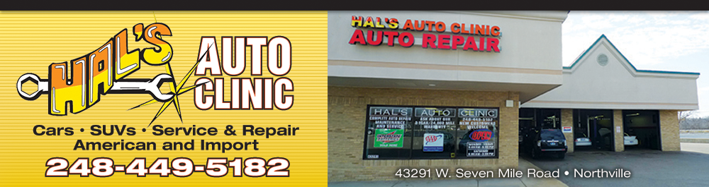 Hal's Auto Clinic Northville: Northville, Michigan Auto Repair