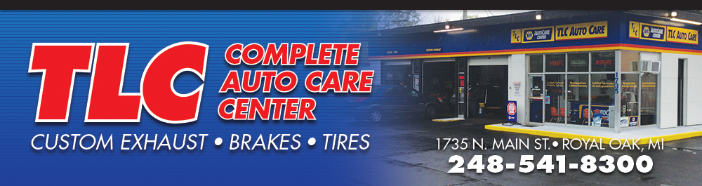 TLC Auto Care, Royal Oak, Michigan. Auto Repair