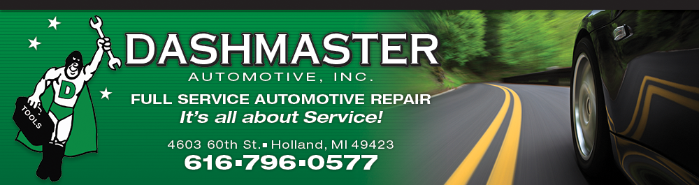 Dashmaster Automotive: Holland, Michigan Auto Repair